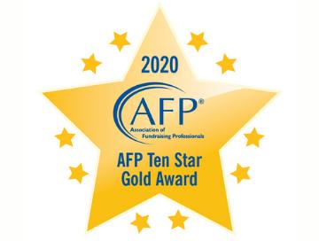 Ten Star Gold Chapter Award logo