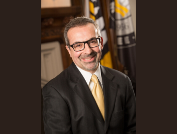 Joe Maddalena, Director of Foundation Relations, UW-Milwaukee