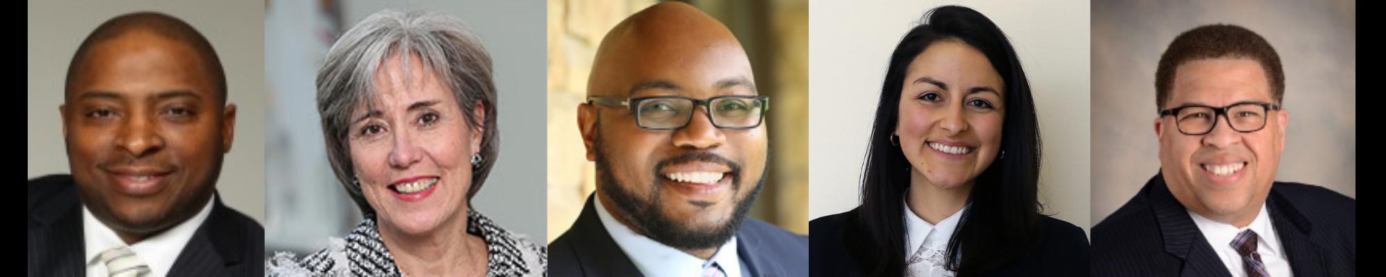 2020 NPD Panelists Headshots