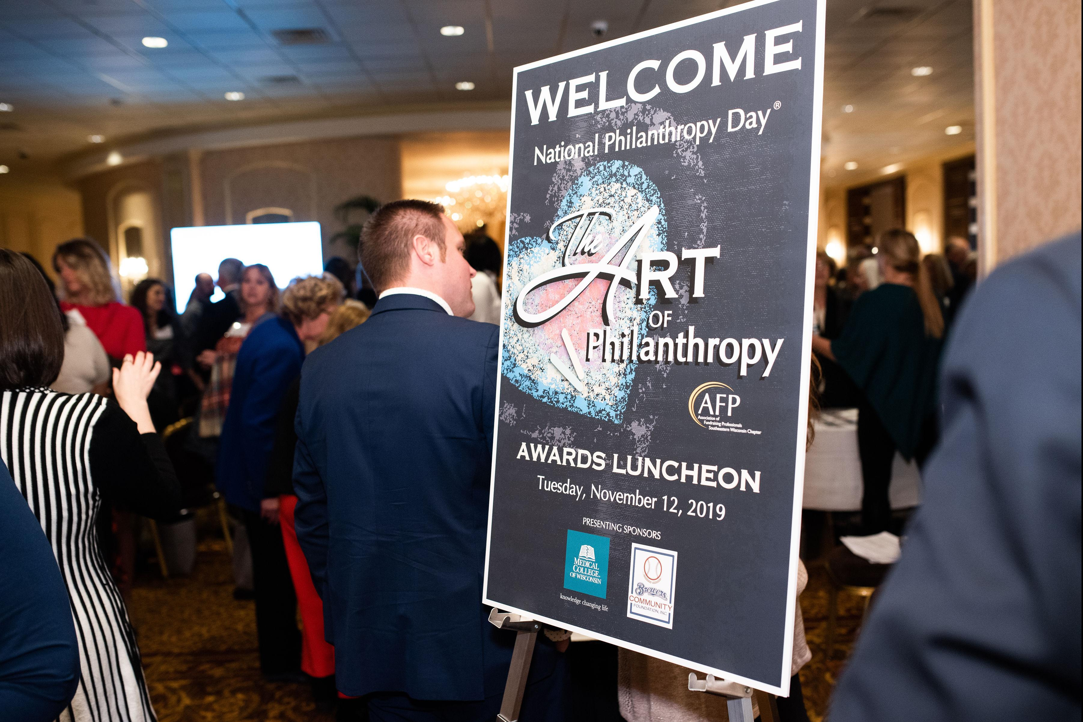 2019 National Philanthropy Day Welcome Reception