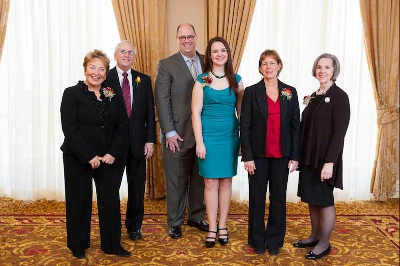 National Philanthropy Day 2013 Awardees