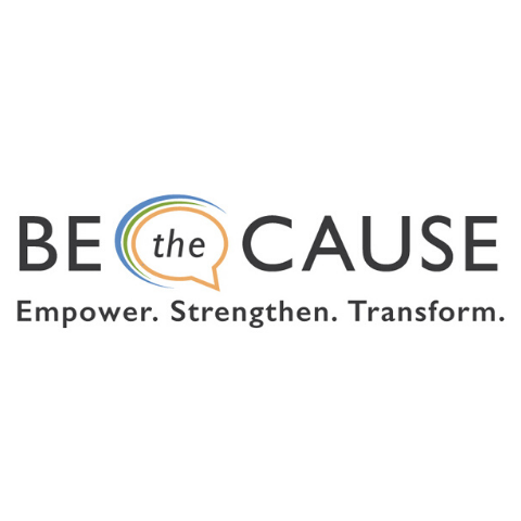 BE the CAUSE logo